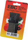 EBC Front Organic Brake Pad for Aprilia Scarabeo50 Street (Drum rear) 1999-2005