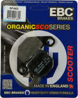 EBC Front Organic Brake Pad for Adly Thunderbike150 2007-2009