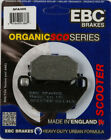 EBC Organic Brake Pads for Kymco Super9 (2T/AC) 2002-2009