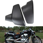 1 Pair Black Battery Side Fairing Cover For Honda VLX 600 VT600C 1999-2008
