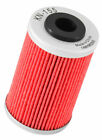K&N Oil Filter (Short) for 2002-2003 KTM 660 Supermoto Factory Replica