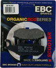 EBC Organic Brake Pads for UM United Motors X-Peed250 i 2008