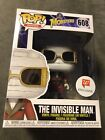 Invisible Man Funko PoP Universal Monsters Walgreens Exclusive