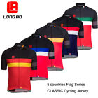 Summer classic Spain United Kingdom Italy Belgium France Cycling Jersey 5