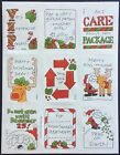 Vintage Stickers American Greetings Christmas Sayings Mint Condition