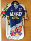 Sportful Mapei Colnago Quick Step World Cup Cycling Jersey Vintage XL