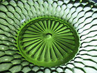 Vintage Indiana Honeycomb 2 handle Shallow Serving Bowl Your choice of color