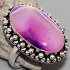 GOOD LOOKING ! FREE SHIPPING # LACE ONYX RING US 8 Jewelry
