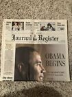 Obama Announces Hes Going To Run For President Newspaper