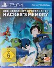 Digimon Story: Cyber Sleuth - Hacker's Memory (Sony PlayStation 4, 2018)