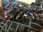 Greenlight Jadatoys Baddride Matchbox Lot of 11 Die Cast Mustangs Cars Loose