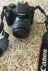 Canon EOS Rebel XS  101MP DIGITAL CAMERA with EFS 18 55 lens and Battery