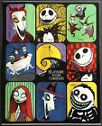 Vintage Stickers Nightmare Before Christmas Mint Condition