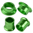 Front Rear Wheel Spacers Hub Collars Bushing For Kawasaki KX250F KX450F KLX450R