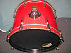 """YAMAHA POWER V 22"""" BASS DRUM, DW 5000 BASS PEDAL, used"""