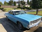 1968 Ford Fairlane convertable 1968 for $5500 dollars