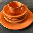 Fiestaware Dinnerware Set Multiple Color Options And Set Sizes Dishes Plates