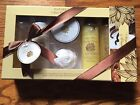 New In Package Nature Spa Argan Oil Vanilla Scented Bath Set 6 Items Gift Box