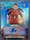 2018 Panini Prizm World Cup Joao Moutinho AUTO Portugal blue shimmer FOTL WC