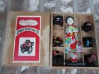 VINTAGE THE HANAKO JAPANESE DOLL WITH 6 WIGS SET IN BOX