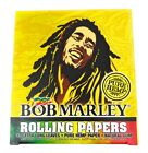 Bob Marley Cigarette Rolling Papers 50 Booklet Packs King Size Extra Long Leaves
