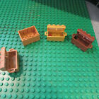 Lego  lot 4 Lego pirate Minecraft Treasure Chest Set 21125 nice rare