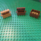 Lego  lot 3 Lego pirate Minecraft Treasure Chest Set & gold bars 21125 rare
