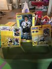 Starting LineUp 1998 Mario Lemieux 12 inch Figure New In Box by Kenner plus more