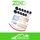 Zone Offroad 2 Body Lift Kit 87 95 Jeep Wrangler YJ w Auto J9221