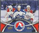 2015-16 Upper Deck AHL Hockey Hobby Box 5 Autos Per Box