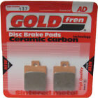 Front Disc Brake Pads for Piaggio Zip 50 SP 2006 50cc (Liquid cooled)
