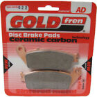 Front Disc Brake Pads for Cagiva E900C Elefant 1997 900cc By GOLDfren
