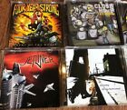 4 Cd Lot - Four Year Strong Jetliner Close To Home Punk Rock