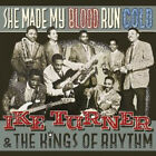 IKE TURNER AND THE KINGS OF RHYTHM She Made My Blood Run Cold LP VINYL Europe