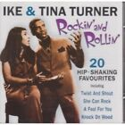 IKE AND TINA TURNER Rockin' And Rollin' CD Europe Prism 2001 20 Track