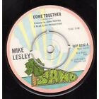 """MIKE LESLEY Come Together 7"""" VINYL UK Island 1975 B/w Son't Be So Serious"""
