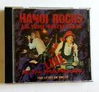 HANOI ROCKS  ALL THOSE WASTED YEARS LIVE AT THE MARQUEE - ORIGINAL PRESS