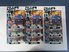 Justice League Nascar diecast cars 1 64 scale hot Wheels set of 9