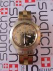 Swatch Full Blooded SVCK4032G 2005  Irony Diaphane 43mm Aluminum