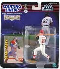 Starting Lineup Sean Casey 1999 Baseball Sports Superstar Extended Series