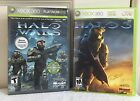Lot of 2 X-BOX 360 Games: Halo Wars and Halo 3