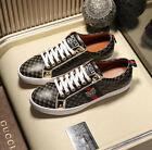 GUCCI Ace Sneakers Leisure Shoes US9 EUR42
