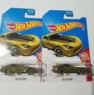 HOT WHEELS SUPER TREASURE HUNT 2013 SRT VIPER LOT OF 2
