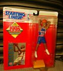 Starting Lineup Grant Hill 1995 •Edition• Rookie /New in Package! Detroit Piston