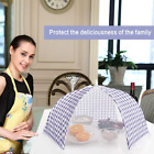 Covers Food Outdoor Net Picnic Tents Umbrella Plate For Collapsible Mesh Screen