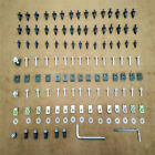 Fairing Bolt Kit body screws Clips For Kawasaki ZX-6R ZX636 2004-2012
