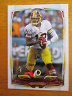Rare! 2014 Topps - ERROR - NO NAME - Robert Griffin III RG3 #247 Redskins