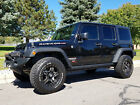 2013 Jeep Wrangler Unlimited 2013 Jeep Wrangler Rubicon Unlimited (4Dr) - LOTS of Aftermarket Upgrades!