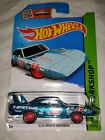 Rare HOT WHEELS 2013 SUPER TREASURE HUNT 70 PLYMOUTH SUPERBIRD Rubber Tires