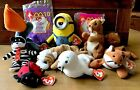 TY Beanie Babies Lot of 10.. Nice Variety..take a look😊